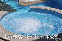 游泳池水疗按摩池温泉水处理 无