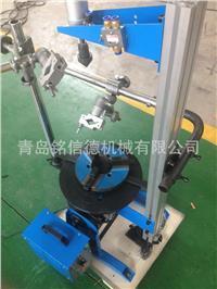 配置双焊[枪x]架变位机 焊接翻转台 高效率焊接专机 焊接转台 劳动生产率高 KB-10