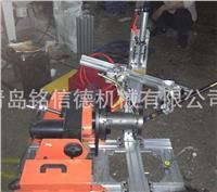 双焊枪自动焊接转台/带二维精密调枪机构/实现焊接时角度精准调节 KB-100