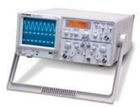 GOS-630F台湾固纬模拟示波器 GOS-630模拟示波器 台湾固纬华南一级代理商 GOS-630F模拟示波器