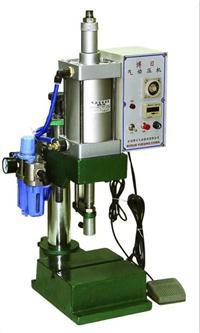 0公斤压力气动冲床,单柱结构气动压机