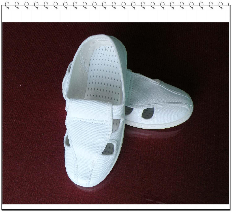 防静电帆布鞋(藏青色)