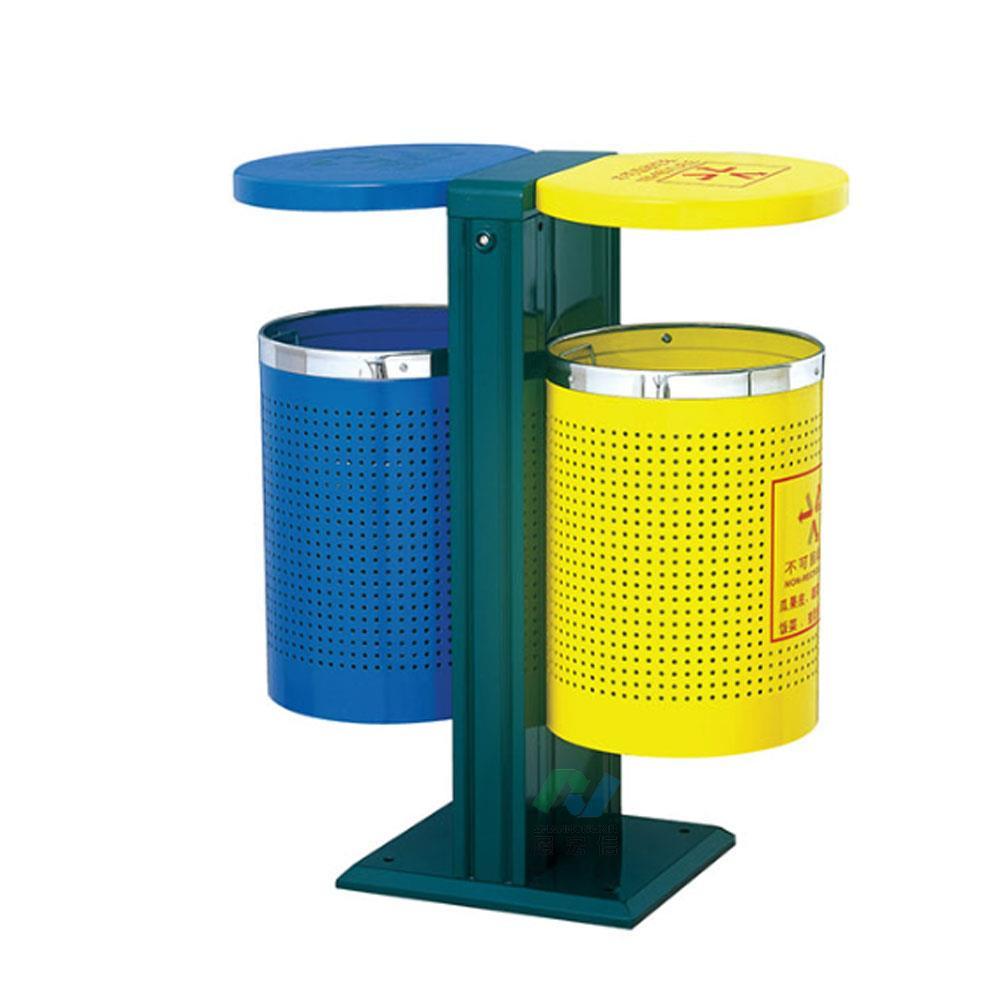 品名:环保分类垃圾桶