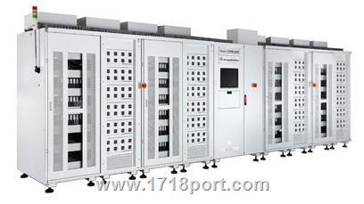 锂电池化成测试系统图片