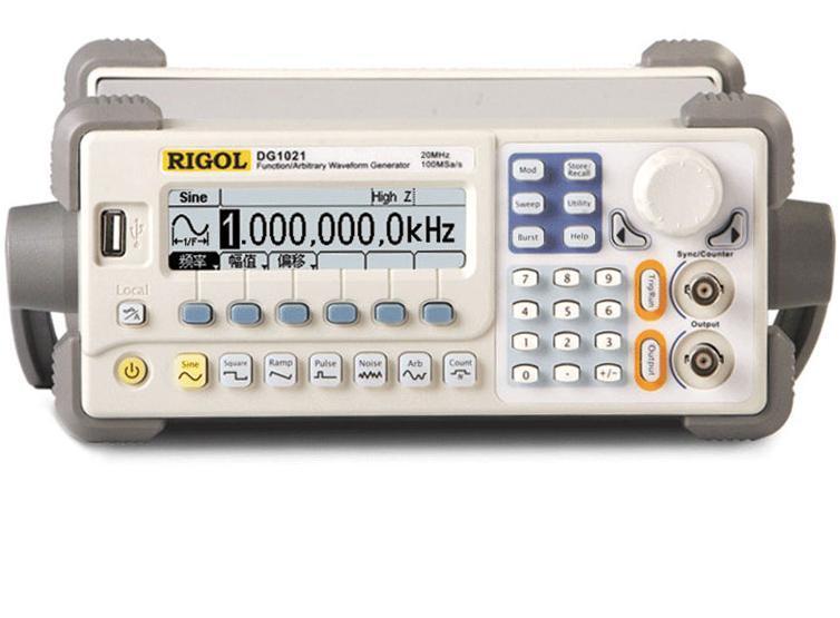 函数/任意波形发生器dg1022