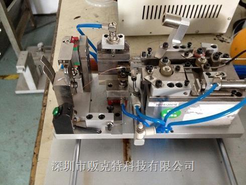 变压器高频率套管机 dp
