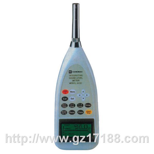 积分式普通噪音计 MODEL 4430