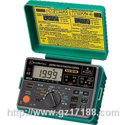 绝缘回路测试仪KEW 6010B