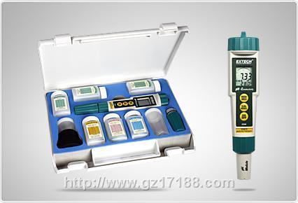 EC500笔式pH/电导率/TDS/盐度计EC500笔式pH/电导率/TDS/盐度计