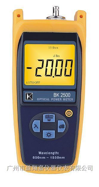 光纤功率表BK2500