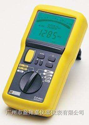 绝缘电阻测试仪CA6531