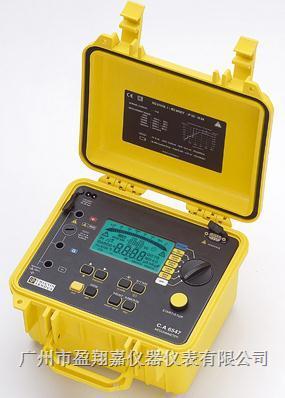 5kV绝缘电阻测试仪CA6547