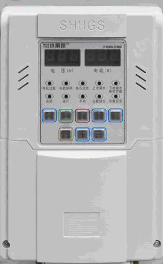 水泵智能控制器(单相)