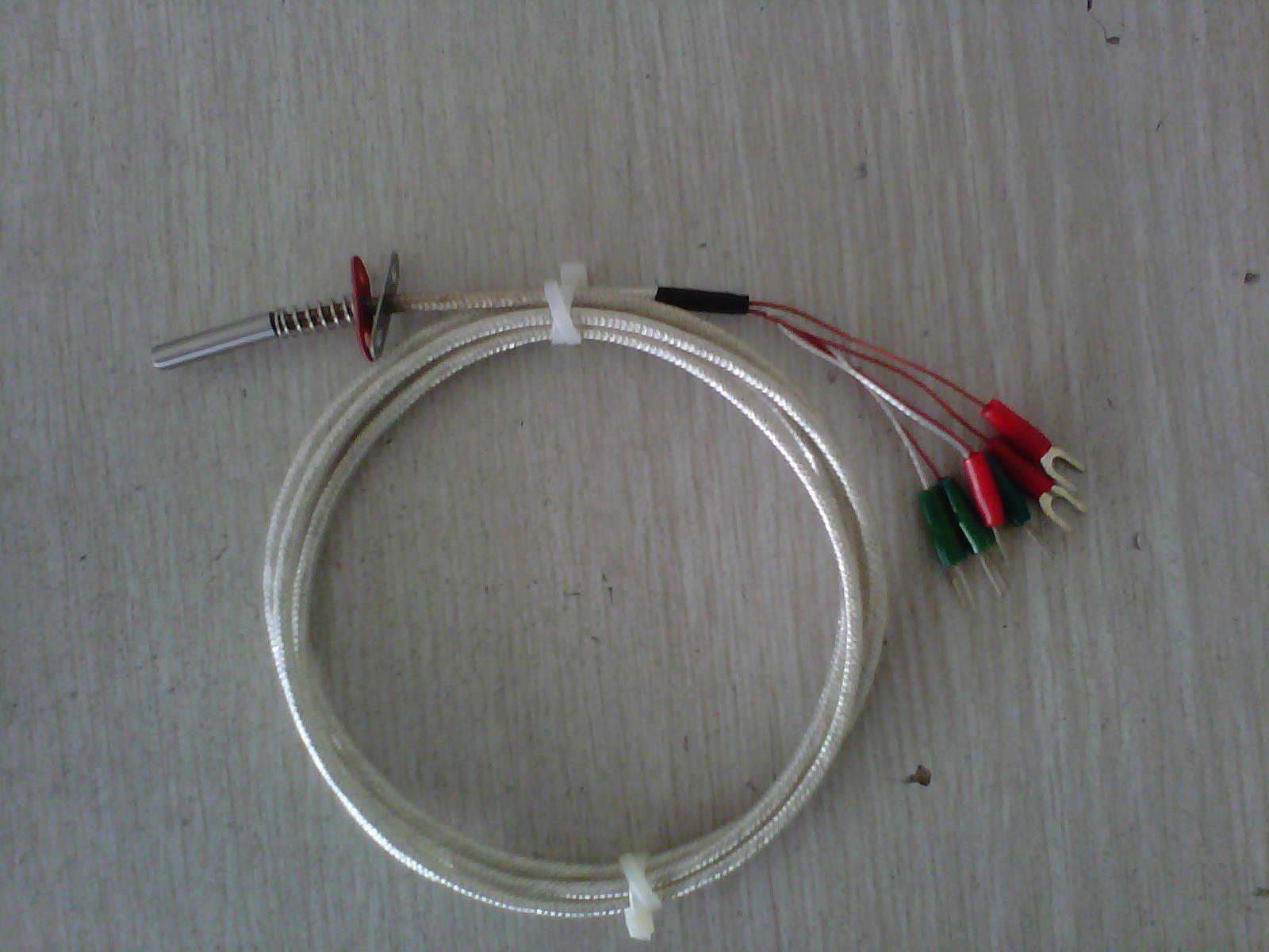 轴承测温热电阻 wzpm-201 pt100
