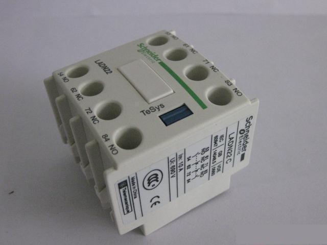 ladn40c辅助触点  接触器