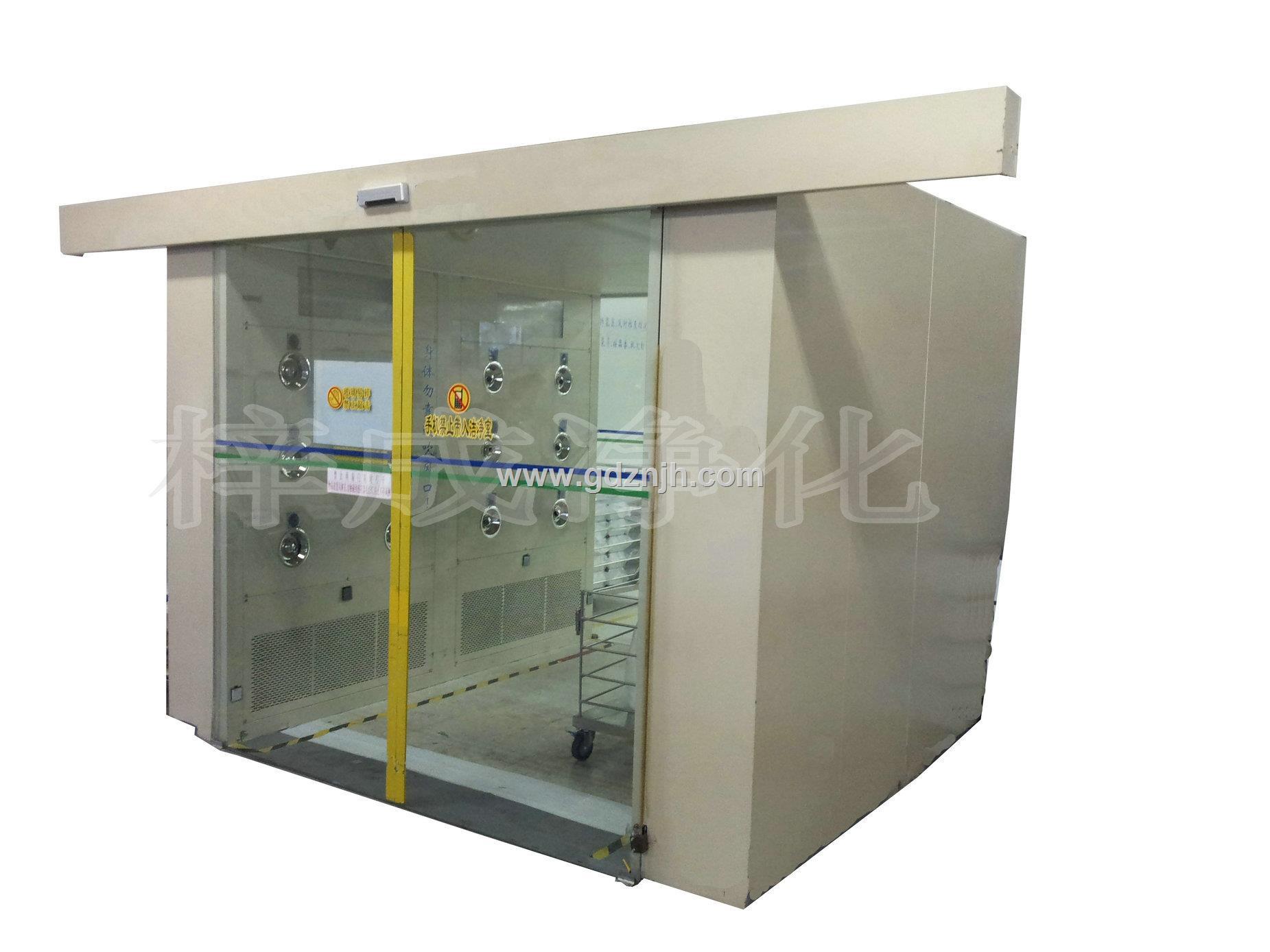 自动门风淋室 zc-aas-1400