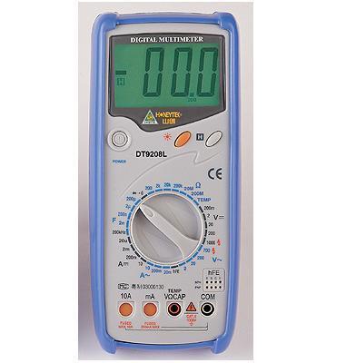 dt9208l机械保护数字万用表 dt9208l